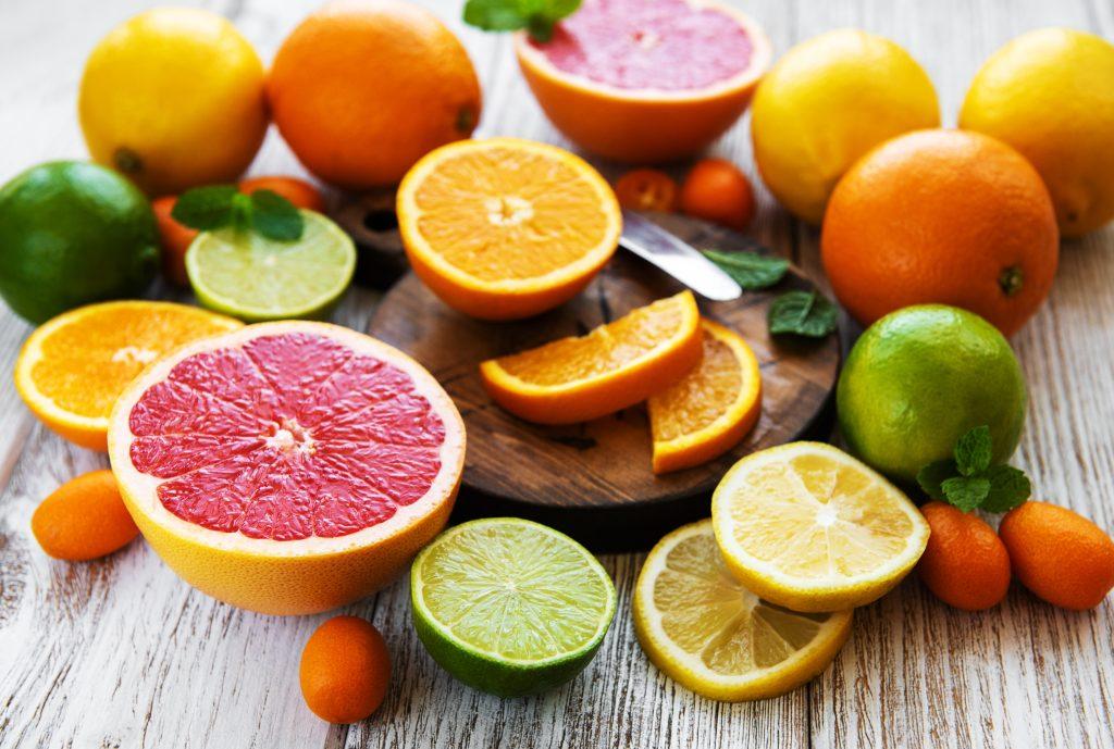 antibiotikum és citrusfélék