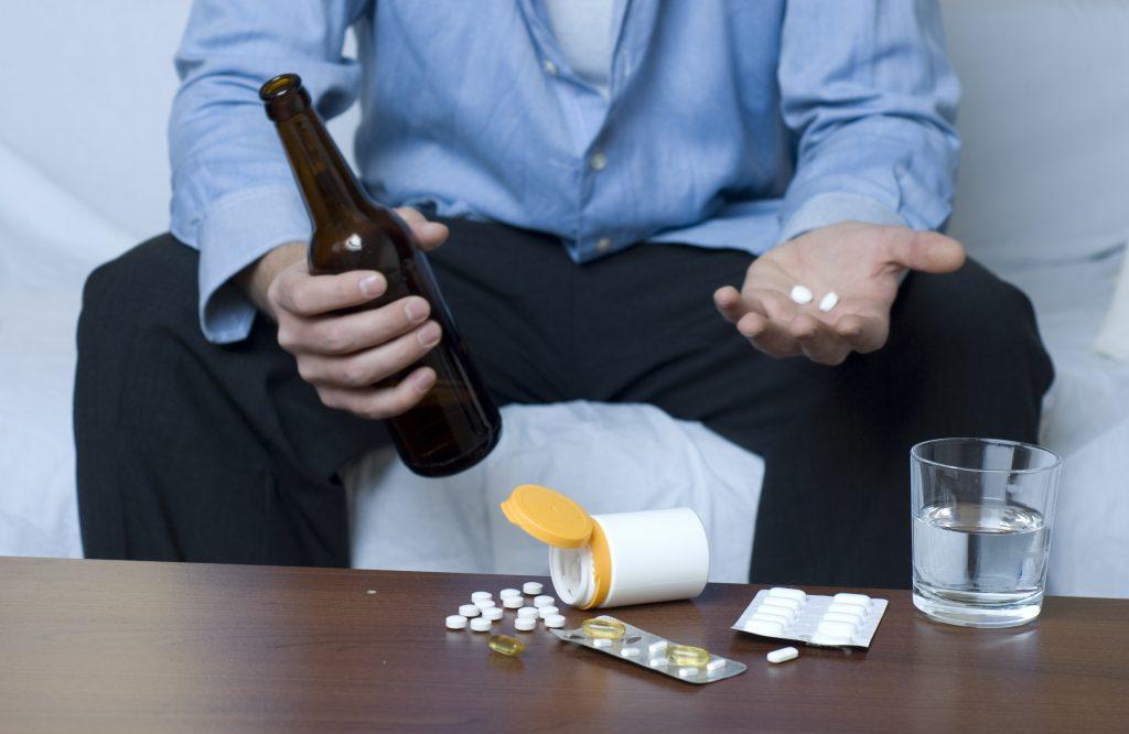 antibiotikum és alkohol