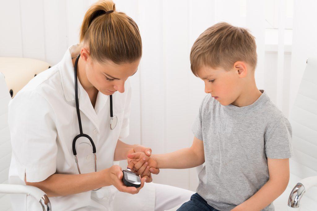 CRP-vizsgálat gyerekeknél