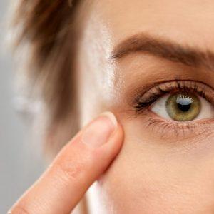 szem egészség nő