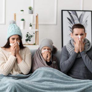 orrmelléküreg-gyulladás betegség orrfújás család