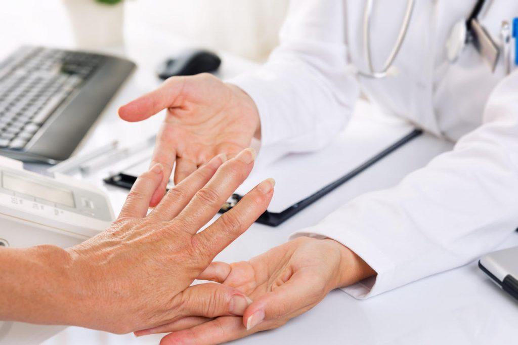 ízületi gyulladás artritisz
